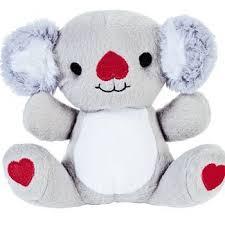 valentines day stuffed animals plush koalas s day stuffed