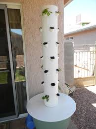 Vertical Garden System The Tower Garden Simplifies Traditional Gardening Using A Unique