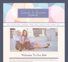wedding websites search create your wedding website tying the knot