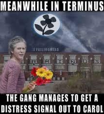 Carol Twd Meme - carol terminus carol peletier know your meme