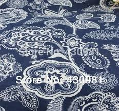Blue Paisley Shower Curtain Paisley Print Curtain Fabric Uk Integralbook Com