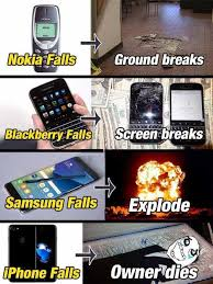 Nokia Phone Memes - dopl3r com memes henu nokia falls ground breaks blackberry