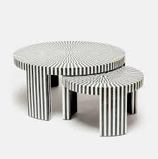 glass nesting coffee tables coffee table nesting cocktail table chrome coffee table metal and