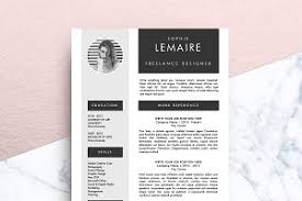 resume template 4 pages moonlight resume templates creative