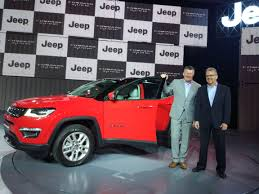 jeep compass 2017 grey 2017 jeep compass launched price in india starts from inr 14 95