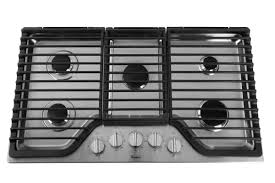 Cooktops Gas 30 Inch Whirlpool Wcg97us0ds 30 Inch Gas Cooktop Review Reviewed Com Ovens