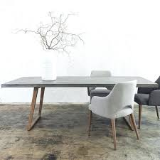 cement table and chairs cement table top designs high concrete concerning concrete table