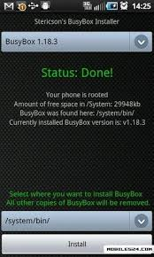 busybox android busybox free android app the free busybox app