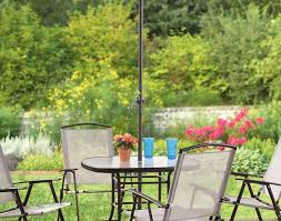 Outdoor Patio Dining Sets With Umbrella Furniture Patio Furniture Dining Sets With Umbrella Picture