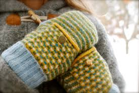 sweater mittens how to mittens from a sweater