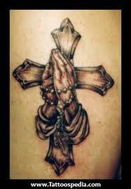 small jesus tattoos