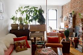 eclectic decorating brick wall decor with eclectic accessories for unique decorating