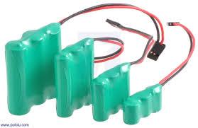pololu batteries