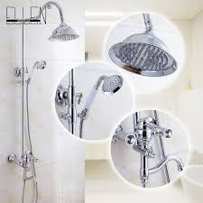 Bathroom Shower Set Bathroom Shower Set Wall Mount Shower Faucet Mixer Tap W