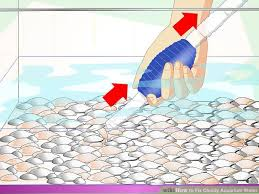 Cloudy Water From Faucet How To Fix Cloudy Aquarium Water With Pictures Wikihow