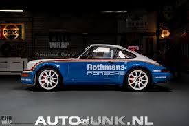 rothmans porsche 911 porsche 911 964 rsr foto u0027s autojunk nl 204590