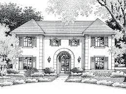 symmetrical house plans symmetrical house plans symmetrical stucco style manor house
