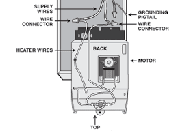 choose the right thermostat within cadet heater wiring diagram