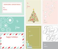 a bonanza of free printable holiday labels how about orange