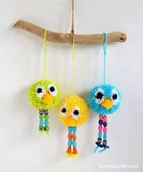 hello wonderful 12 colorful bird crafts to welcome in spring