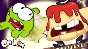 halloween cartoon image om nom stories halloween special cut the cartoons for kids