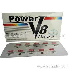 hot selling power v8 viagra sex enhancer cheap price from china