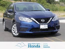 nissan sentra front bumper used 2016 nissan sentra sv 4d sedan near walla walla w670928