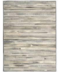 calvin klein home rugs ck17 prairie arctic silver rugs macy u0027s