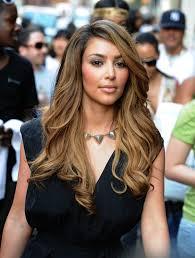 33 times kim kardashian u0027s hair has changed over the last ten years