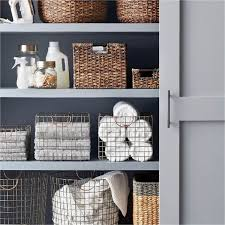 9 ways to organize your linen closet that u0027ll make you feel like
