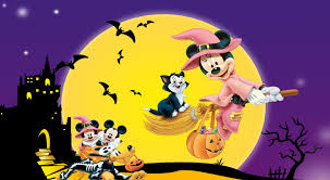 halloween wallpaper for pc disney halloween backgrounds free pixelstalk net