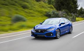 Is The Honda Civic Si Turbo 2017 Honda Civic Si First Drive Review Car And Driver