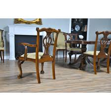 Chippendale Dining Room Chairs Philadelphia Chippendale Chairs Set Of 10 Niagara Furniture