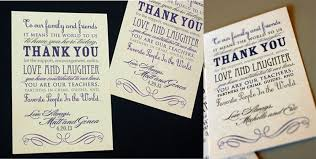 thank you favor cards wedding paper products wedding graphic