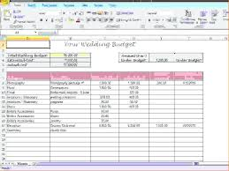 wedding planning on a budget excel wedding budget template excel printable wedding budget
