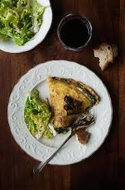 comment cuisiner les cepes frais omelette aux cèpes recette facile la cuisine de nathalie