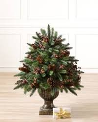 Artificial Christmas Trees with Pine Needles