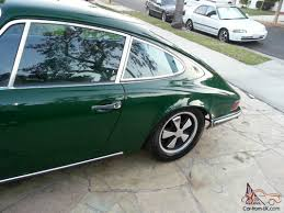 porsche 911 irish green porsche 912 fully restored superb condition irish green