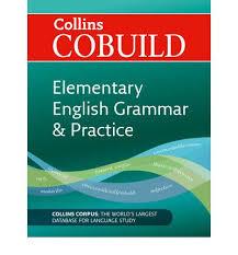 cobuild elementary english grammar and practice dave willis