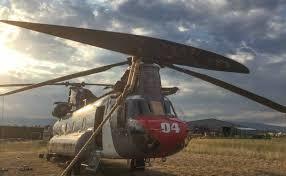 Wild Fire Near Billings Mt by Montana U2013 Fire Aviation
