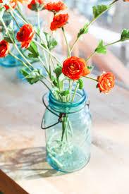 Ball Jar Centerpieces by 222 Best Wedding Flowers Images On Pinterest Centerpiece Ideas