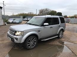 land rover discovery lifted land rover discovery td4 auto fully loaded and face lifted to a