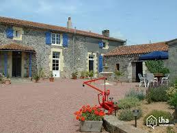 gite 6 chambres location gîte maison à monsireigne iha 15617
