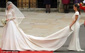Lingerie For A Bride Royal Wedding 2011 Did Kate U0027s Mum Help To Choose Something