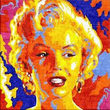 Pop Art Rugs 101 Best Art Inspired Rugs Images On Pinterest Rats Custom Rugs