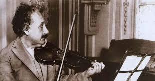 Blind Violinist Famous The Spiritual Wisdom Of Albert Einstein