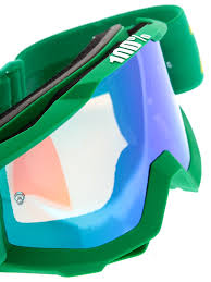 100 motocross goggle racecraft lindstrom 100 percent forest mirror green 2015 accuri mx goggle 100