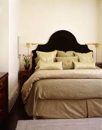 tufted headboard king in bedroom eclectic with bedroom next