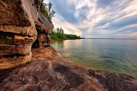 Michigan scenery images Photography credits up travel jpeg