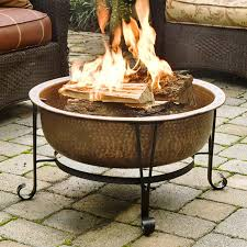 Copper Firepits Solid Copper Pit Fireplaces Firepits Why Outdoor